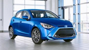 Diện kiến Toyota Yaris Hatchback 2020 có thiết kế khác xe ở Việt Nam