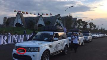 """Để tham dự Hành trình từ trái tim 2019, dàn xe Range Rover của Trung Nguyên được độ thêm """"bảo bối"""" này"""