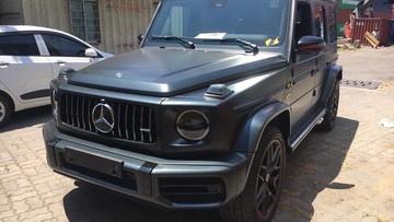 Mercedes-AMG G63 Edition 1 đen nhám hầm hố tiếp tục cập bến Việt Nam, giá hơn 13,3 tỷ đồng