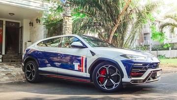 """Cuối cùng Lamborghini Urus của Minh """"Nhựa"""" cũng đã có """"bộ móng"""" mới, giá gần 200 triệu đồng"""
