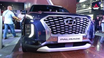SUV cỡ lớn Hyundai Palisade 2020 bất ngờ ra mắt Đông Nam Á, cạnh tranh Ford Explorer
