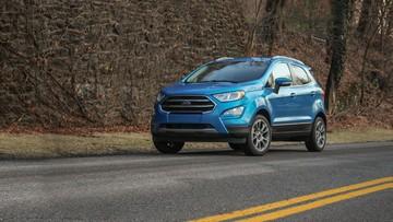 Tranh giành thị phần, đại lý mạnh tay giảm giá Ford EcoSport