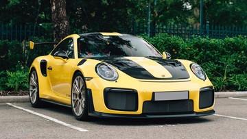Siêu xe Porsche 911 GT2 RS chính hãng tại Hồng Kông rẻ hơn 4 tỷ đồng so với Việt Nam