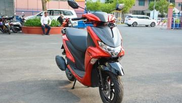 Đánh giá Yamaha FreeGo bản tiêu chuẩn có giá bán 32,99 triệu đồng, đối thủ trực tiếp Honda Vision