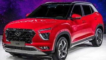 Diện kiến Hyundai ix25 2019 - mẫu crossover có thiết kế như Palisade thu nhỏ