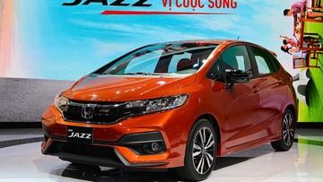 Đuối sức trong cuộc đua phân khúc, Honda Jazz giảm giá sâu tại đại lý