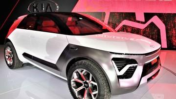 Kia HabaNiro - SUV đến từ tương lai với hàng loạt công nghệ vượt trội