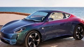 """Zedriv GT3 - Mẫu xe điện trông giống như """"Tiểu Porsche 911"""" thu hút nhiều ánh mắt nhòm ngó"""