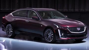 Cadillac CT5 2020 - Sedan thể thao cỡ C nhưng lại to như BMW 5-Series được ra mắt
