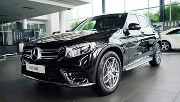 Chi phí bảo dưỡng Mercedes-Benz GLC 300 mới sử dụng 1 năm khiến cư dân mạng choáng váng