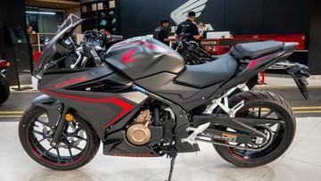 Đánh giá nhanh Honda CBR500R 2019 mới về Việt Nam: Tuyệt đẹp với mức giá cực kỳ hợp lý
