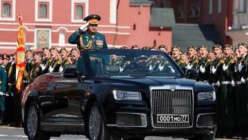 """""""Rolls-Royce bọc thép của Nga"""" lần đầu tiên xuất hiện trong lễ duyệt binh kỷ niệm chiến thắng phát xít"""