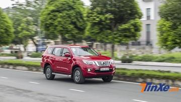 Nissan Terra V - Chiếc SUV 7 chỗ khác biệt trong phân khúc