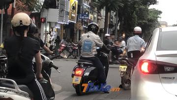 Bắt gặp Vespa GTS mới chạy thử tại Hà Nội
