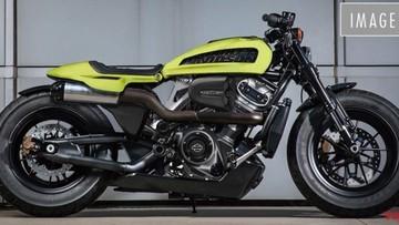 Mẫu Harley-Davidson cỡ nhỏ phù hợp với thể hình người châu Á