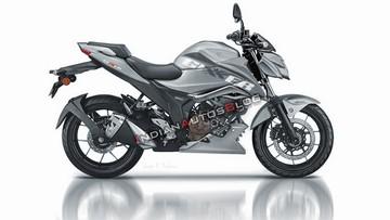 Dự đoán thiết kế naked bike Suzuki Gixxer 250 ra mắt vào cuối năm nay