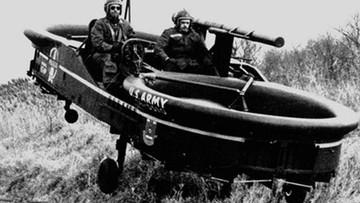 Quân đội Mỹ từng phát triển xe bay 5 chỗ ngồi và có gắn súng