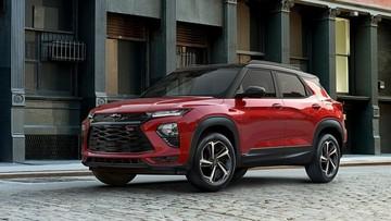 Vén màn Chevrolet Trailblazer 2021 - Đối thủ mới của Honda CR-V và Mazda CX-5