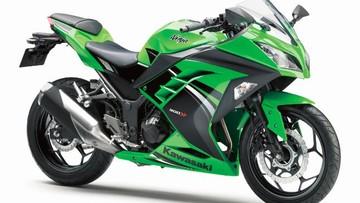 Kawasaki Ninja 300 ABS được bổ sung hai màu sắc mới