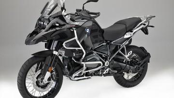 BMW R1250GS Adventure sẽ được trang bị mô-tơ điện truyền động bánh trước