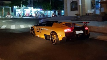 """""""Cực phẩm"""" Lamborghini Murcielago LP640 mui trần độ ở Tây Nguyên đã sẵn sàng tham dự Car Passion 2019"""
