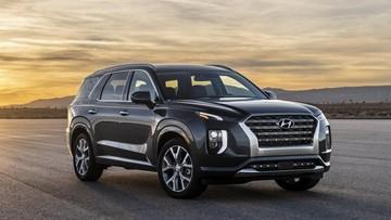SUV cỡ lớn Hyundai Palisade 2020 có giá từ 31.550 USD, rẻ hơn đối thủ Ford Explorer