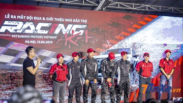 Việt Nam lần đầu tiên có đội đua xe chuyên nghiệp