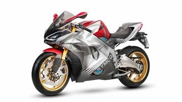 Siêu mô tô điện Kymco SuperNex hoàn tất thiết kế, sẵn sàng để sản xuất hàng loạt