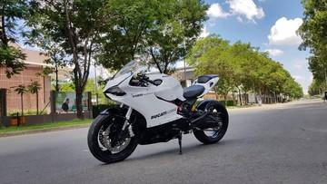 Thợ Việt Nam biến Monster 795 thành Ducati 795 Panigale đẹp không tì vết