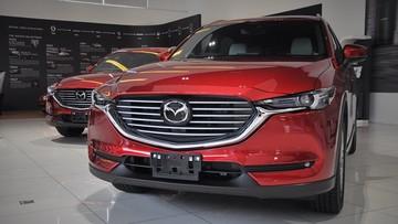 Mazda CX-8 chốt giá 1,149 tỷ đồng, hấp dẫn nhất trong phân khúc