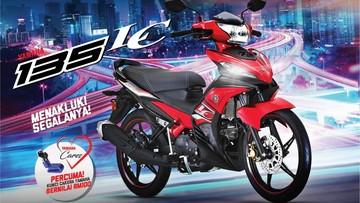 Yamaha Exciter 135 2019 ra mắt khiến người Việt thèm thuồng