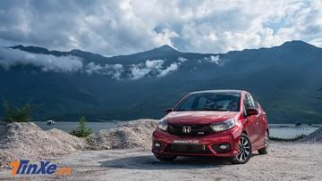 Honda Brio: Chưa thực sự nổi bật nhưng vẫn là một lựa chọn khác biệt trong phân khúc