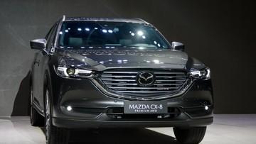 """Đánh giá nhanh Mazda CX-8 Premium: Cuộc đua """"tam mã"""" cùng Hyundai Santa Fe Premium và Peugeot 5008"""