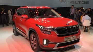 """Kia Seltos 2020 - SUV cỡ B """"ngon, bổ, rẻ"""", dài và rộng hơn Hyundai Creta"""