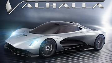 Siêu xe Aston Martin Valhalla sở hữu 1.000 mã lực, giá 1,9 triệu USD sẽ là phương tiện của James Bond trong phim mới