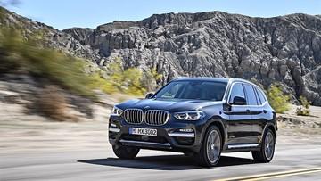 Bộ ba BMW X3, X5 và X7 chính thức ra mắt Việt Nam vào ngày 6/7 tới đây