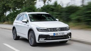 Lỗi hệ thống treo sau, 375 chiếc Volkswagen Tiguan bị triệu hồi tại Việt Nam