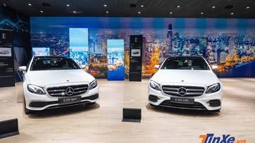 Mercedes-Benz E class 2019: Giá xe E class mới nhất hôm nay tháng 9/2019