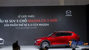 Mazda CX-5 thế hệ 6.5 chính thức ra mắt, giá bán cao nhất lên tới 1,149 tỉ đồng