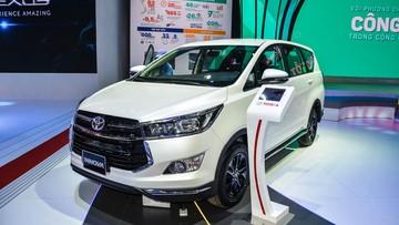 Cận tháng ngâu, đại lý chào bán Toyota Innova với mức giảm cao nhất tới 60 triệu đồng