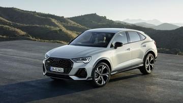 Diện kiến Audi Q3 Sportback - Mẫu SUV cao cấp phong cách Coupé mới của hãng xe Đức