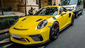 Sau tất cả, siêu xe Porsche 911 GT3 RS đời 2019 đầu tiên cập bến tại Việt Nam đã có biển số