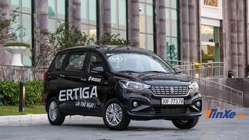 Lượng xe về nhỏ giọt, khách Việt đặt cọc Suzuki Ertiga 2019 phải chờ tới năm sau mới được giao xe