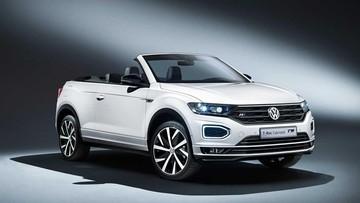 Volkswagen khuấy động thị trường bằng mẫu T-Roc Cabriolet mui trần độc đáo