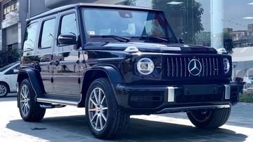 Sau bản đặc biệt, Mercedes-AMG G63 2019 cũng đã có mặt tại Việt Nam, giá hơn 10 tỷ đồng