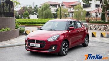 Chạy doanh số tháng Ngâu, Suzuki Việt Nam tung chương trình ưu đãi cho nhiều dòng xe