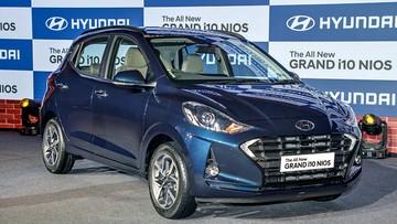 """Đánh giá nhanh Hyundai Grand i10 2019: Thiết kế hiện đại hơn, trang bị """"xịn sò"""" hơn"""