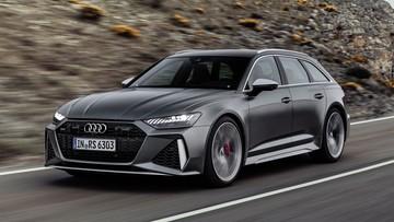 Audi RS6 Avant 2020 trình làng với diện mạo thể thao ấn tượng và sức mạnh mới