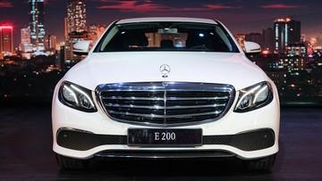 Giá xe Mercedes E200 2019, giá lăn bánh & cập nhật khuyến mãi (9/2019)