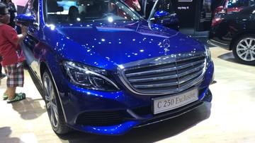 Giá xe Mercedes C250 2019 mới nhất, cập nhật tháng 9/2019